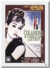 "AUDREY HEPBURN breakfast Movie CANVAS ART PRINT Poster 8"" X 12"""