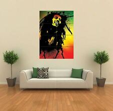 BOB MARLEY RASTA NEW GIANT POSTER WALL ART PRINT PICTURE G317