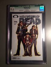 Autographed THE WALKING DEAD 3 NM+ CGC 9..6 White Pages 2004 Robert Kirkman