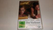 DVD   Der Vorleser In der Hauptrolle Kate Winslet, David Kross, Ralph Fiennes