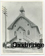 ROSELLE PARK NJ Church Catholic 1920 Communion Italian American Irish Photo