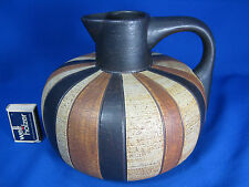 Beautiful 70´s sgrafo Modern pottery ceramica Jug VASO Peter Müller design 3161