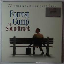 OST V.A. Forrest Gump Soundtrack 2LP 180g vinyl gatefold sleeve