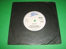 """MICHAEL JACKSON - I Just Can't Stop Loving You UK 1987 Epic 7"""" promo WITHOUT SPO"""