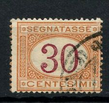 Italy 1870-1925 SG#D27 30c Postage Due Used #A46369