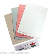 "NEW Spellbinders GC-007 Grand Calibur Replacement Plate Set 8.5"" x 12"" + TRAY!"