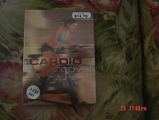 Cardio Grooves (Audio CD,  2006) 3-CD Set    NEW