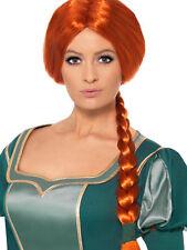 Fiona Shrek Perücke NEU - Karneval Fasching Perücke Haare