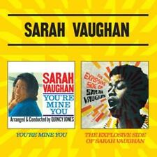 You're Mine You+the Explosiv Sarah Vaughan - CD