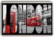 London England Fridge Magnet 03