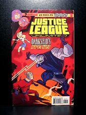 COMICS: DC: Justice League Unlimited #7 (2005) - RARE (figure/batman/flash)