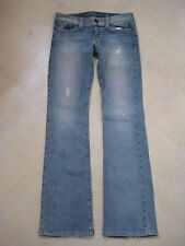 Guess Jeans Daredevil Boot Cut / Made With Slight Destructive Look /Size 27 /EUC