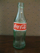 COCA COLA COKE BOTTLE WITH SPANISH WRITING 20CL (LOT 1)