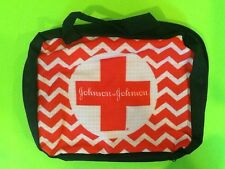 Johnson & J First Aid Kit w/ 77 Items Emergency Medical Survival Fishing Camping