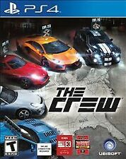 The Crew - Sony Playstation 4 Game - Complete