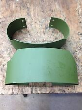 Jeep Willys MB Ford GPW Rear Bumperette Set (2) Bumperettes G-503
