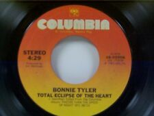 "BONNIE TYLER ""TOTAL ECLIPSE OF THE HEART / STRAIGHT FROM THE HEART"" 45"