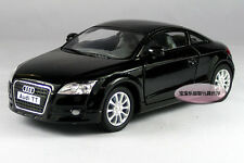 New 1:32 Audi TT Coupe 2008 Alloy Diecast Car Model Toys Vehicle Gift Black 103a