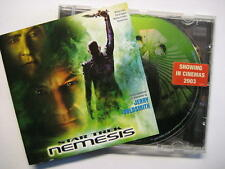 STAR TREK NEMESIS - CD - O.S.T. - MOTION PICTURE SOUNDTRACK - JERRY GOLDSMITH