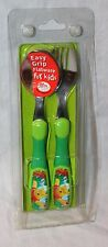 NEW DISNEY WINNIE THE POOH  CUTLERY SET FORK AND SPOON ZAK