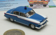 """Herpa  047005  Wolga M 21 """"Polizei CSSR"""""""