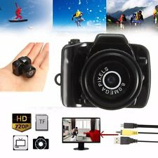 Y3000 HD 720P 8.0MP Mini Camera Digital Video Recorder Camcorder DV DVR