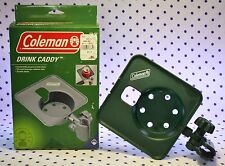 Coleman Outside Chair Can DRINK CADDY Pole Mount Holder Camping Fishing Hunting