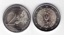 FRANCE - NEW ISSUE BIMETAL 2 EURO UNC COIN 2016 YEAR UEFA EURO FOOTBALL