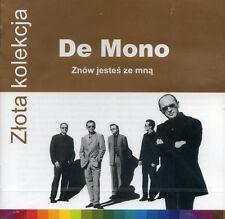 CD DE MONO Znów jesteś ze mną / Złota kolekcja