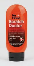 New! 6.5 oz NU FINISH Car Scratch Doctor Removes Surface Scratches Haze Bugs Tar