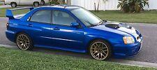 Subaru: WRX STI
