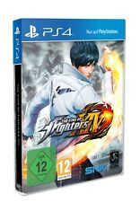 The King of Fighters 14 D1 inkl. Steelbook    PS4     Playstation 4   NEU+OVP