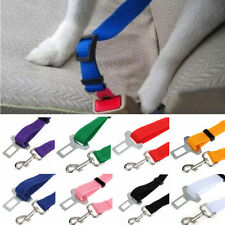 New Vehicle Car Seat Belt Harness Lead Clip For Haustier Cat Dog Safety