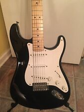 Fender Eric Clapton Signature Blackie USA Stratocaster OHSC PLAYER tweed