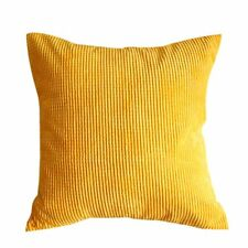 Cotton linen Pillow Case Cushion Cover Decorative Square Home Throw Sofa Simple