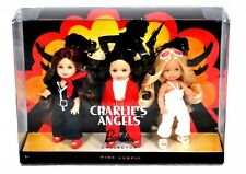 Barbie pink label collectionneurs Charlie's Angels poupées ensemble cadeau