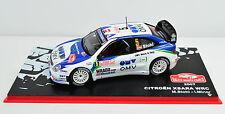 Citroen Xsara WRC Rallye Monte-Carlo 2007 # 1 Maßstab 1:43