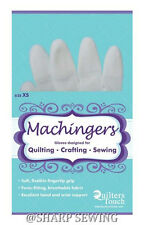MACHINGERS EXTRA SMALL QUILTING, SEWING GLOVES # 7243XS  BY QUILTER'S TOUCH