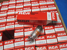 NOS 12BE6 Vacuum Tubes - RCA - MEXICO - 1970's (All American Five, AA5, others)