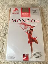 Mondor 3350- Over The Boot Skating Tight- NWT- Original Package- Size 6-8
