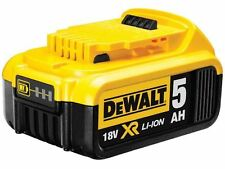 Genuine New DeWalt DCB184 18v XR 20v Max DCB205 Li-Ion Battery 5.0ah Battery