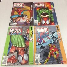 Ultimate Marvel Team-Up complete set of 16 issues #1 2 3 4 5 6 7 8 9 10 11 12 13