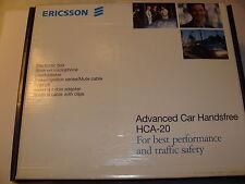 ERICSSON-HCA-20-KIT VIVAVOCE PER-T28-T-29-T39 ECC- ORIGINALE  VEICOLARE