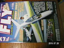 ?µ µ? Revue Fly n°148 Vortex XL Cessna 182 Skylane Formosa II YAK 54E Pottier 60