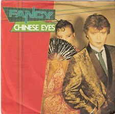 "Fancy - Chinese Eyes *7"" Single*Metronome - 881 264-7"