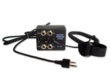 Aviation Aircraft Intercom w/ PTT for ICOM, Bendix/King