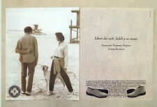 E760- Advertising Pubblicità -1995- SAMSONITE FOOTWEAR DIVISION