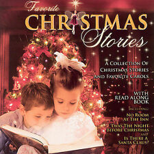 Favorite Christmas Stories by Various Artists (CD, Nov-2007, St. Clair)
