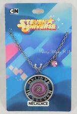 New Cartoon Network Steven Universe Believe In Steven Pendant Necklace W/ Charm