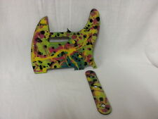 Pick Guard for your Fender Telecaster - Tele - Custom Painted - Funkey Monkey